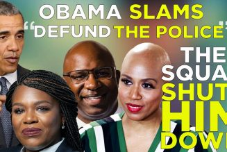 """Jamaal Bowman and the """"SQUAD"""" Respond to Barack Obama's """"Defund the Police"""" Comments"""