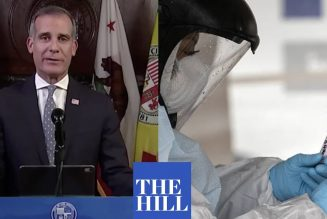 "JUST IN: Los Angeles Mayor: ""It's time to CANCEL EVERYTHING"" due to COVID-19"
