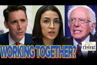 Krystal and Saagar: Hawley, AOC, Bernie Vow To Work Together For Stimulus Checks