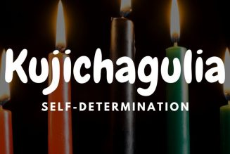 Kujichagulia | Self-Determination