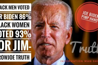 Leaked Audio Of Joe Biden Talking Down To Black Civil Rights Leaders Here's The Truth