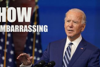 LEAKED JOE BIDEN AUDIO IS EMBARRASSING FOR BLACK AMERICA