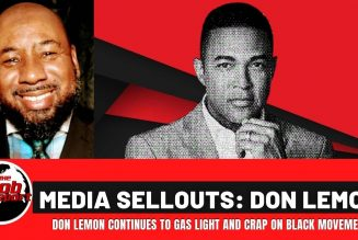 Media Sellouts: Don Lemon