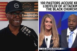 Pastors Accuse Kelly Loeffler of Attacking The Black Church!