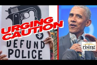 Saagar and Ryan: Obama TRASHES Defund The Police, Ilhan Omar Responds