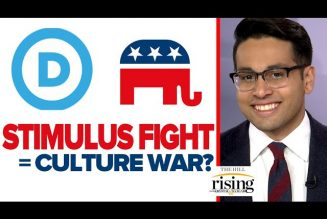 Saagar Enjeti: How GOP, Dems Turned Stimulus Into Culture War And RUINED People's Lives