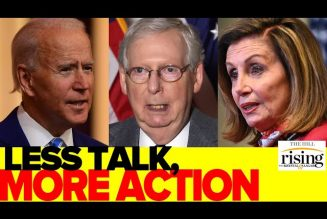 Saagar & Ryan: Biden, Pelosi, McConnell Do NOTHING On Stimulus, Benefits Set To Expire For MILLIONS