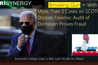 SMOKING GUN – With More Than 5 Cases on SCOTUS Docket, Forensic Audit of Dominion Proves Fraud