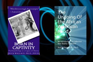 The Undoing of the African American Mind | Dr. Rick Wallace