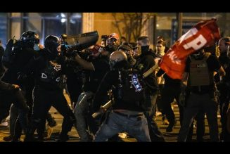 THE WAR ZONE / WHERE IS THE UPROAR WITH THE VIOLENT PROTEST OF TRUMP SUPPORTERS.