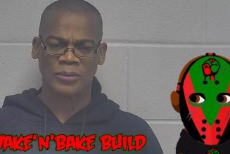 Wake'nBake Build – Grandmaster Jay Arrested by the Feds