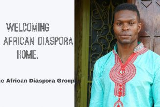Welcoming The African Diaspora Home w/ The African Diaspora Group