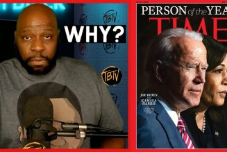 🎯 Why Are Biden and Kamala Person of the Year? | Tim Black