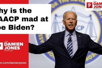 Why are NAACP and Urban League mad at Joe Biden?