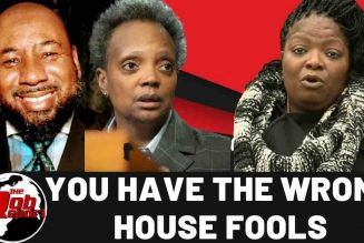 You have The Wrong House Man  Chicago Social Worker Home falsely Raided