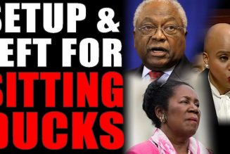 1-16-2021: Black Bootlick Caucus: Setup and Left for Sitting Ducks