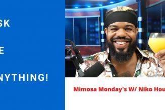 Ask Me Anything Coup D'etat Edition – Mimosa Monday!
