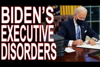 Biden's First Week. 45 Executive Orders, NONE For Black People!