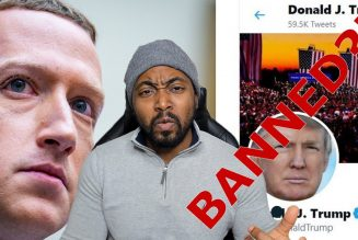 Big Tech Continues To Pour Gas On A Fire As Facebook & Twitter Make Moves To Permanently Ban Trump