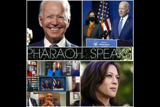 CREPPY JOE BIDEN & KAMALA TOO COP HARRIS HOPE?