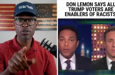 Don Lemon Says ALL Trump Supporters Enable The KLAN!