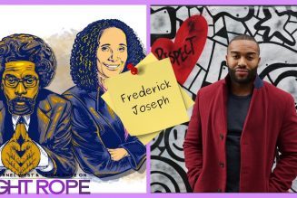 Frederick Joseph – @The Tight Rope + @The Real News Network