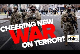 Glenn Greenwald: Liberals CHEER New Domestic War On Terror