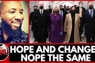Hope and Change/Nope The Same