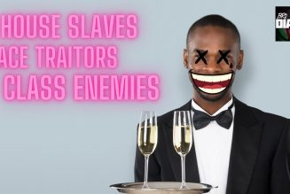 House Slaves, Race Traitors, & Class Enemies