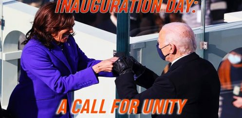 Inauguration Day: Choosing Unity Over Justice