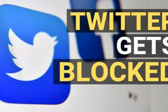 Internet Co. Blocks Twitter; Trump Celebrates Successes At Border; Bill to Abolish Electoral College
