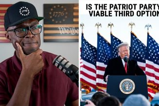 Is The Patriot Party A Realistic Third Option?