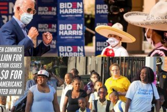 Joe Biden Commits $4 Billion For Immigration Issues But $0 For Black Americans Who Voted Him In