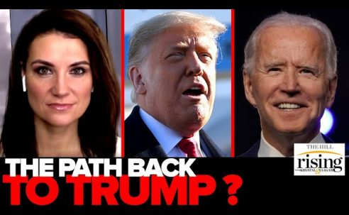 Krystal Ball: Biden's Incrementalism Is The Path Back To Trump