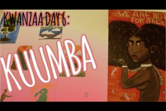 KWANZAA DAY 6: THE POWER OF KUUMBA
