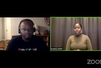 Live discussion w/ Omowale Afrika and Nyabuoy Gatbel