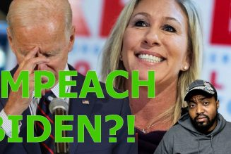 Marjorie Taylor Greene Fights Back! She Will File Articles of Impeachment Against Biden On Day 1!