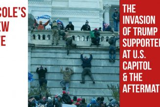 Nicole's View Live: The U.S Capitol Invasion & The Aftermath With Tauren Reign