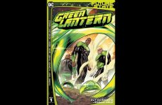 On the Blerdar interview with New Green Lantern John Stewart  writer Geoffrey Thorne.