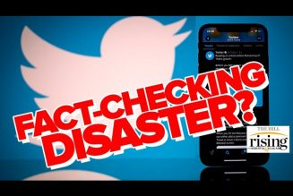 Panel: Twitter's New Fact-Checking Feature Is A DISASTER All Around