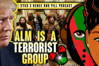 RBG Pill – All Lives Matter is a Terrorist Group