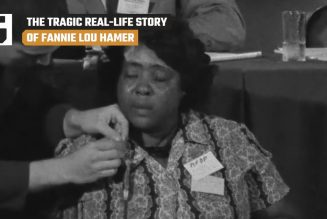 The tragic story of Fannie Lou Hamer