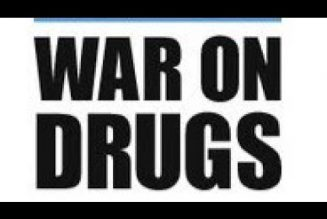 THE WAR ZONE / THE WAR ON DRUGS WHEN DOES IT END