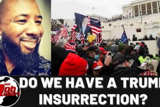 Trump Insurrection In Dc?