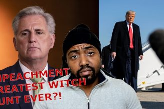 """Trump Speaks Out After Being Censored By Twitter! Calls Impeachment Talk By Democrats A """"Witch Hunt"""""""