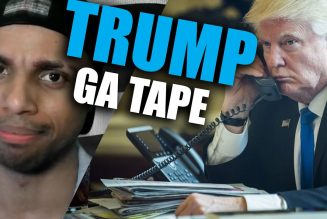 Trump tape is NOT a GOOD look