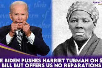 US Treasury Rather Put Harriet Tubman On A $20 Than Pay Reparations To Black Americans