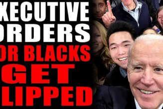 1-30-2021: The Executive Orders For Blacks Get Flipped