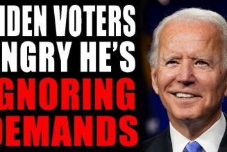 2-21-2021: Biden Voters Angry He's Sidestepping Reparations
