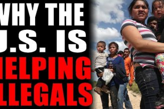 2-27-2021: Why The U.S. Helps Ilegals Remove Black People